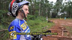 Graham Jarvis no Brasil - ESPN