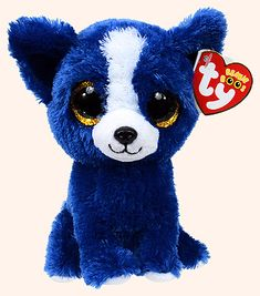 Ty Beanie Boos  Type  Dog - Chihuahua Name  T-Bone Birthday  March  Introduced  January 2014 Retired  April 2014 16bbf431cf53