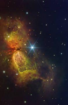 Nebulosa del reloj de arena