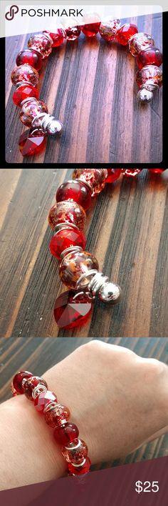 Handmade Beaded Bracelet Handmade. Beautiful beaded bracelet. Handmade Jewelry Bracelets