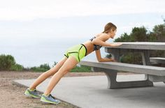 Do-Anywhere Moves | Cheerleader: Works core, shoulders, back