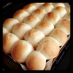 Potato Rolls - A Tale of One Foodie's Culinary Adventures