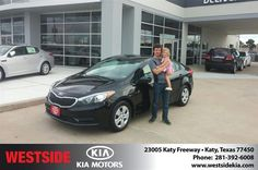 https://flic.kr/p/NA6DfW | #HappyBirthday to Samuel from Boris Landry at Westside Kia! | deliverymaxx.com/DealerReviews.aspx?DealerCode=WSJL
