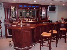 Image result for custom home bars for sale