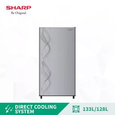 Jual SHARP Kulkas 1 Pintu [133 L] SJ-N162D-AS JD.id Apartment Interior, Apartment Ideas