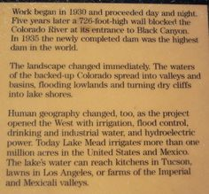 Brief history of Hoover Dam near Las Vegas, Nevada.   Go to www.YourTravelVideos.com or just click on photo for home videos and much more on sites like this.