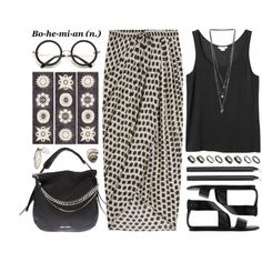 """Senza titolo #206"" by nafte on Polyvore"