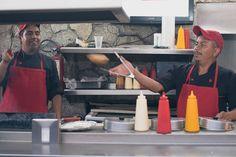 """Burger makers """"La Cabaña"""""""