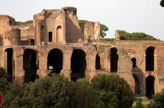 Palace of Septimus Severus -- Palatine Hill | 06 June 2006 R… | Flickr