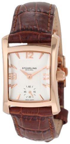 Stuhrling Original Women's 145L.1245E2 Classique 'Gatsby' Swiss Quartz Watch