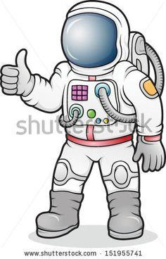 astronaut clip art images free for commercial use 3d print ideas rh pinterest com clip art astronaut name badges clipart astronaut holding flag