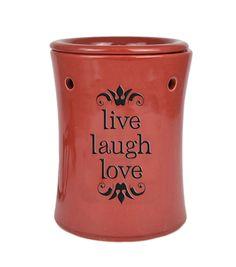 Brand new Live Laugh Love Electric Tart Warmer | Home & Garden, Home Décor, Home Fragrances | eBay!