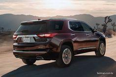 Chevrolet Traverse e GMC Terrain: novos SUVs da GM   Best Cars