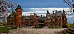 Plawniowice Palace, Poland.