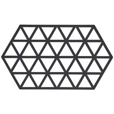 Buy Zone Denmark Triangles Oblong Trivet Now at Dotmaison. Quality designer homewares & Free UK delivery over Silicone Coasters, Animal Print Wallpaper, Cactus, Trendy Colors, Diy Wall Decor, Geometric Shapes, Cool Stuff, Dishes, Stylish