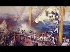 Thomas Jefferson sends US Navy & Marines to fight Muslim Barbary Pirates - 1801 American War, American History, Barbary Coast, Barbary Wars, Sloop Of War, Naval History, Navy Marine, Thomas Jefferson, Knights Templar