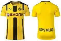 Resultado de imagem para Borussia dortmund 2016/17