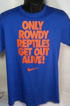 Florida Gators Mens Size Medium Graphic T Shirt #Nike #GraphicTee #FloridaGators