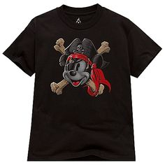 Pirate Mickey-Austins