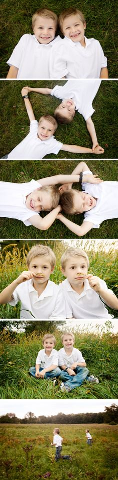 twin boys pic ideas for when the get older