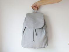 padrão de costura fácil mochila