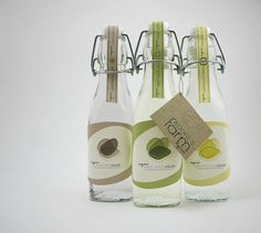 Boone's Farm packaging by Elizabeth Vereker