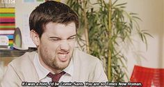 Animated Gif by rachelmoorenet Bad Education Funny, Education Humor, Jack Whitehall, Layton Williams, British Sitcoms, British Comedy, English Comedians, Bbc Three, Lonely Heart