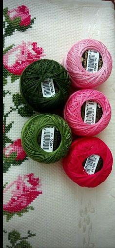 Colour, Cross Stitch Rose, Punto De Cruz, Dots, Needlepoint, Color, Colors