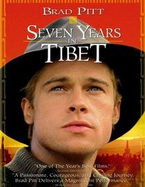 1997..Seven Years in Tibet..the story of a young man on a journey to find him self.In Tibet he meets the Dalai Lama,whose friendship transforms his life! A great Movie
