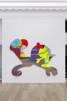 KAWS PASS THE BLAME - Galerie Perrotin