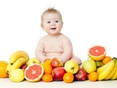 {alimentação} Dicas de papinhas doces para o bebê - Baby Dicas