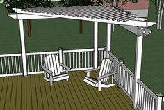Pergola Ideas For Deck Info: # 1922823495 ., Deck Pergola Ideas Information: # 1922823495 Although early with strategy, the pergola have been going through a current renaissance these days. A classy outside protection. Patio Gazebo, Pergola Canopy, Pergola Swing, Outdoor Pergola, Pergola Lighting, Backyard Pergola, Pergola Shade, Patio Roof, Outdoor Areas