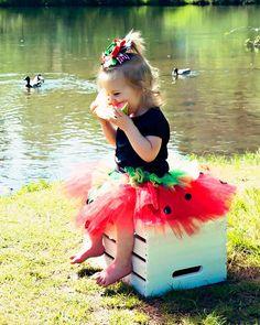 Watermelon picnic tutu 4th of July tutu or Summer by CatyRoseBows