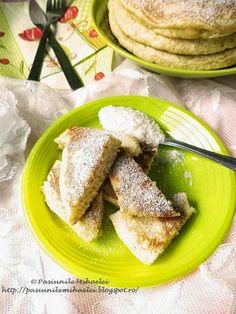 Pancakes cu cocos   Pasiunile Mihaelei