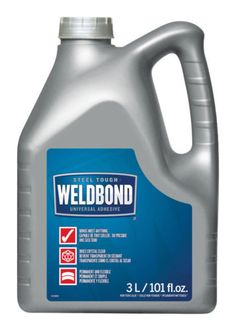 Hearty Frank T Ross & Sons Weldbond 14.2 Oz Bonding Adhesive