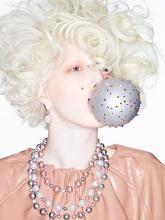 'Pearl Bubbles' by Eric Maillet for Vogue Gioiello, May 2013