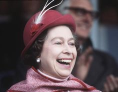 Queen Elizabeth II at the Windsor Horse Show in 1969 [Getty Images]
