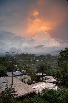 Foumban 01 by Cycle the Ghost Round, via Flickr