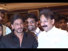 Shahrukh Khan @ Baba Siddique's Iftar Party 2014.