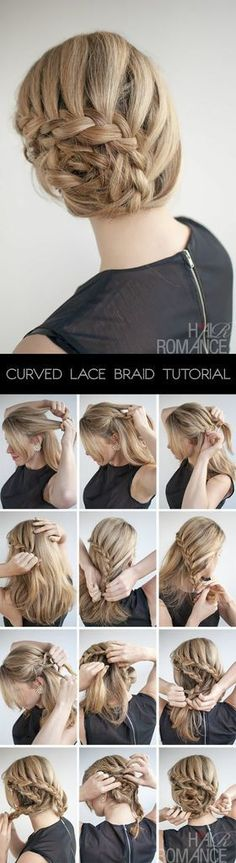 Image de hair, tutorial, and hairstyle