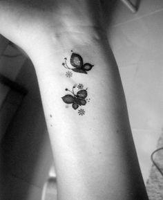 Cutest Wrist Tattoo Ideas