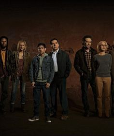 American Crime (2015– )  The lives of the participants in a trial with significant racial motives are forever changed during the legal process.  With Felicity Huffman, David Hoflin, Todd Terry, Brent Anderson.