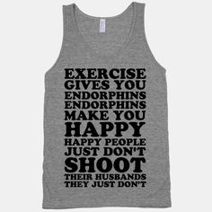 I've never wanted a workout shirt so badly lol