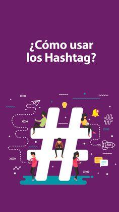 Los #Hashtag comenzaron a usarse en Twitter, pasando luego a Facebook, Google+, Pinterest, Instagram y Tumblr. Pero no todo el mundo los usa correctamente. Por esto, te dejamos unos consejos para que los apliques a diario en tu negocio o marca personal  *Específicos: Temática de la que hable tu audiencia. *Uso moderado: No abusar en redes sociales. *Relevante: Apropiados para tu negoc *Cortos: Sobre todo en Twitter *No copies: Crea tu propio hashtag *Impacto: Mide el impacto de tu propio hashtag Digital Marketing Strategy, Social Media Marketing, Marketing Ideas, Mobile Marketing, Online Marketing, Social Media Tips, Social Networks, Marca Personal, Community Manager