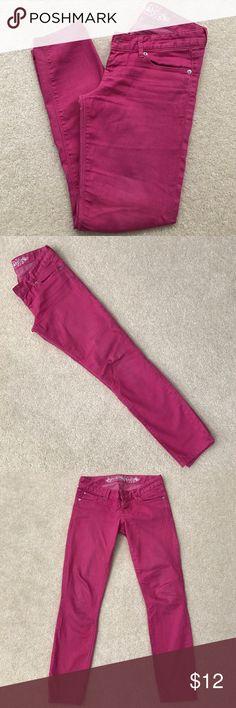 Express Jean Leggings💖 Express Jean Leggings Short Size 2. 💖 Express Jeans Skinny