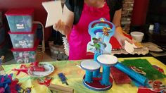 Cumple Paw Patrol, Candles, Make It Yourself, Videos, Bell Work, Fiestas, Centerpieces, Candy, Candle Sticks