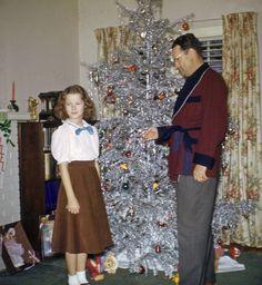 Christmas 1950s...