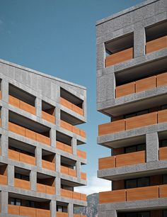 CasaNova Social Housing by CDM Architetti Associati