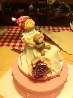 muñeca bebe de azucar