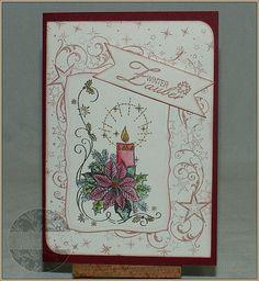 Birgit's Blog - kreatives und mehr...: Winter-Zauber